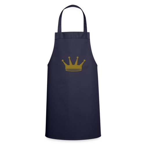 le roi ou la reine du fourneau - Tablier de cuisine