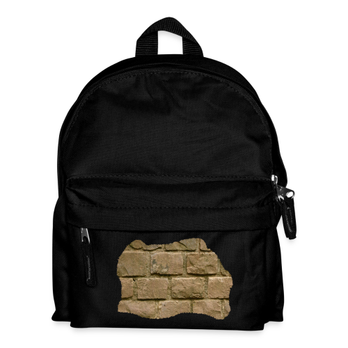 Kinder Rucksack - Design 'The Wall' by Amahy - Kinder Rucksack