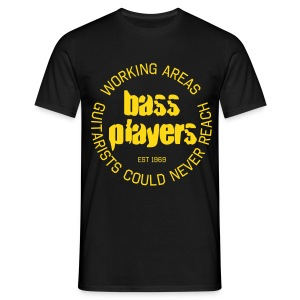 Working Bass - Männer T-Shirt