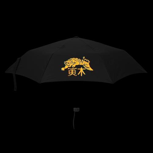 UMBRELLA 3D TIGER WOOD - Umbrella (small)