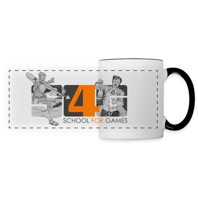S4G Tasse Skizzen