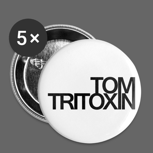 32mm Tritoxin Button - Buttons mittel 32 mm