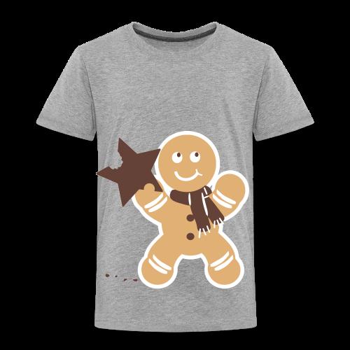 Lebkuchenmann - Kinder Premium T-Shirt