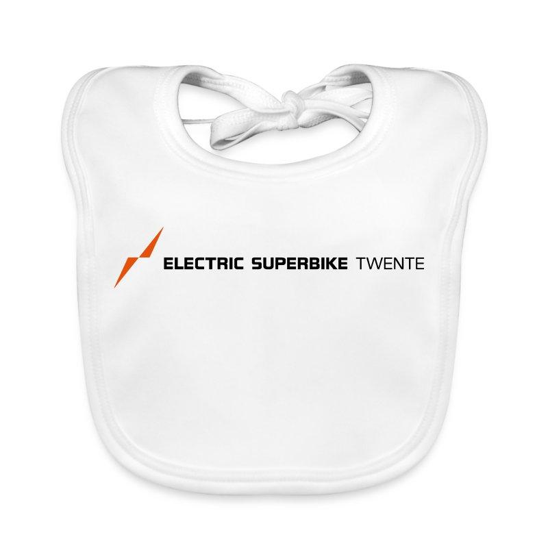 Electric Superbike Twente - Bio-slabbetje voor baby's