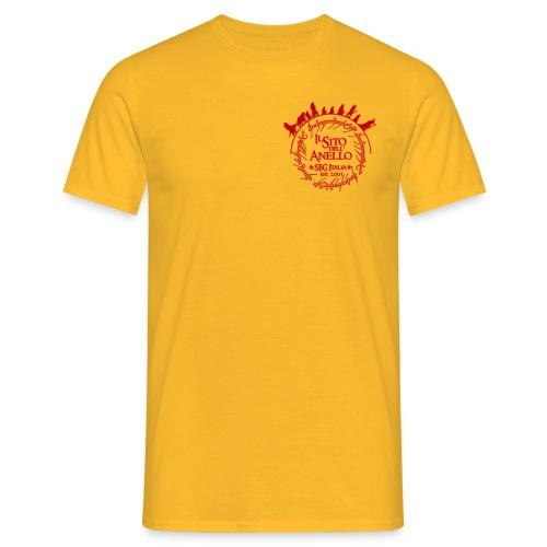T-Shirt classic Sito dell'Anello - Maglietta da uomo