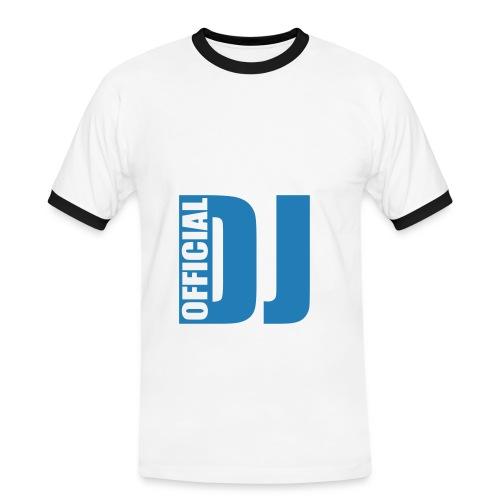 Haut Jeune DJ - T-shirt contrasté Homme