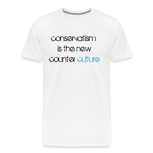 Counterculture camiseta - Camiseta premium hombre