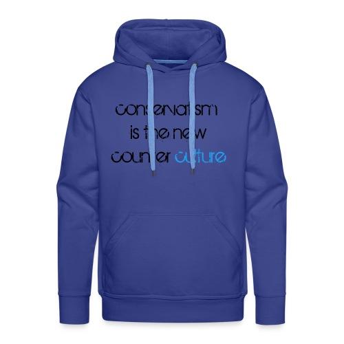 Counterculture camiseta - Sudadera con capucha premium para hombre