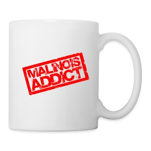 Malinois addict - Mug blanc