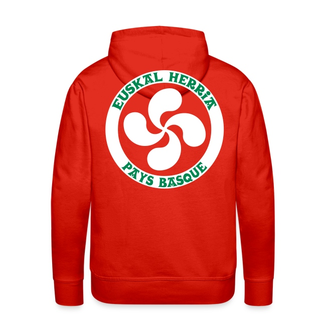 b7b6a873ff346 ST23 T-Shirts | Euskal Herria - Pays Basque - Sweat-shirt à capuche ...