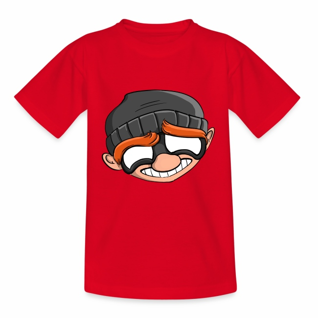 Robbery Bob Face T-shirt - Kids!
