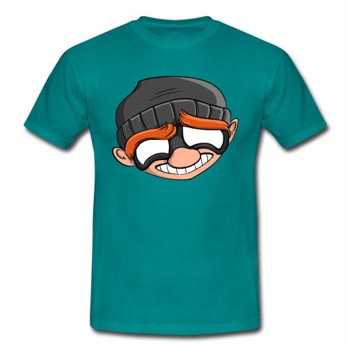 Robbery Bob Face T-shirt - Men! - Men's T-Shirt