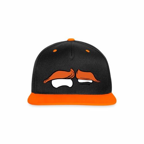 Robbery Bob Brow - Baseball Cap! - Contrast Snapback Cap