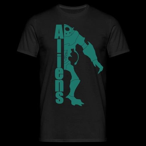 Team Fortress 2 Alpha - Alien Commando - Men's T-Shirt
