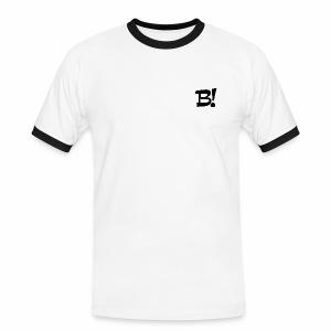 Shirt - Männer Kontrast-T-Shirt