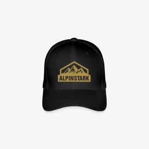 Alpinstark - Cap - Flexfit Baseballkappe