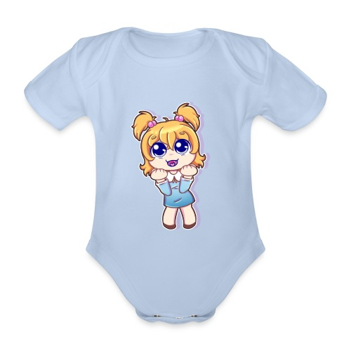Body Bebe  'Loliarimon' - Organic Short-sleeved Baby Bodysuit