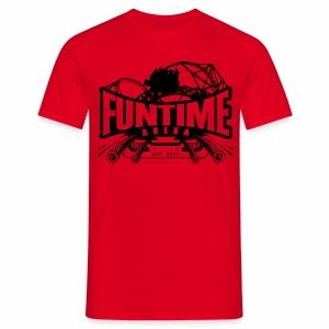 Shirt - Coaster - Männer T-Shirt
