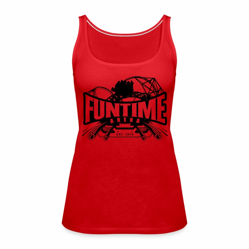 Top - Coaster - Frauen Premium Tank Top