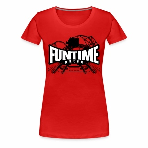 Girlie - Coaster - Frauen Premium T-Shirt