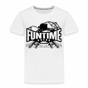 Kiddie-Shirt - Coaster - Kinder Premium T-Shirt