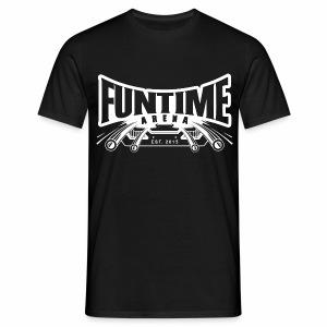 Shirt - Coaster FunTime Arena - Männer T-Shirt