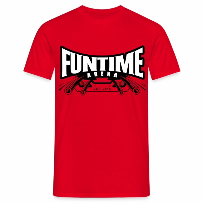 Shirt - Coaster FunTime Arena