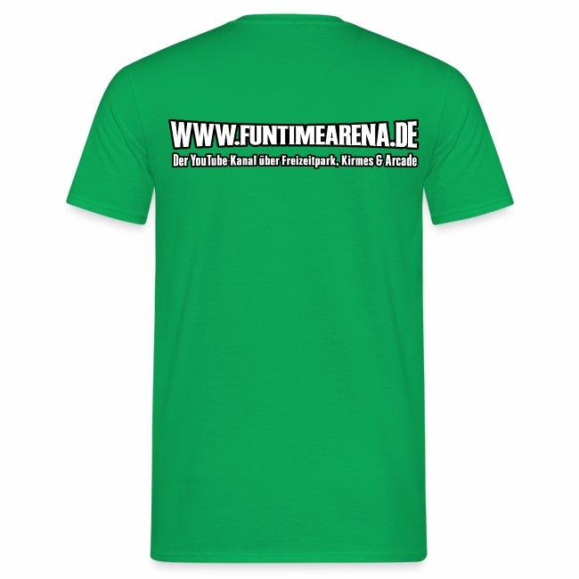 Shirt - Coaster FunTime Arena