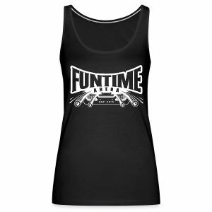 Top - Coaster FunTime Arena - Frauen Premium Tank Top