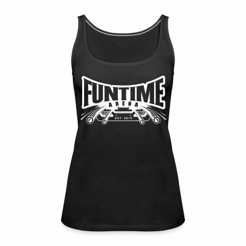 Top - Coaster FunTime Arena - Frauen Premium Tank Top