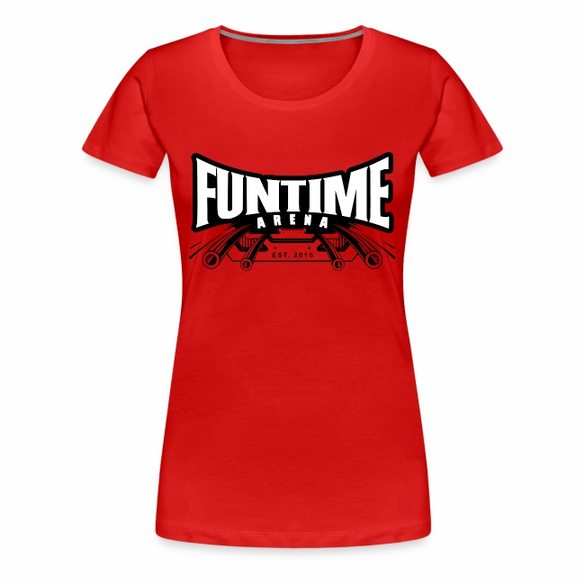 Girlie - Coaster FunTime Arena