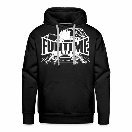 Hoodie - Exklusive - Männer Premium Hoodie