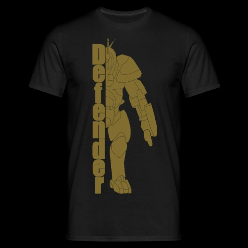 Team Fortress 2 Alpha - Human Defender - Men's T-Shirt