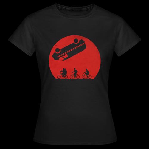 Stranger Things Eleven 80's Frauen T-Shirts - Frauen T-Shirt