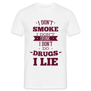 I don't - T-shirt Homme