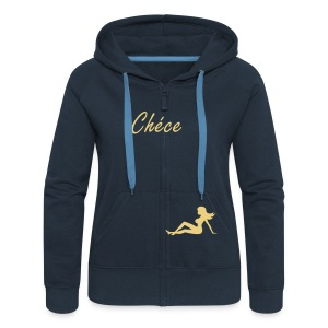 Chéce Hooded Jacket - Women's Premium Hooded Jacket