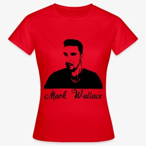 Mark Wallace Profil - Frauen Shirt - Frauen T-Shirt