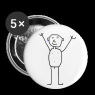 Bottoni & spille ~ Spilla piccola 25 mm ~ Numero dell'articolo 11674052