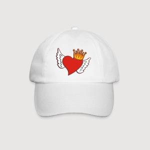 HERZkönigin - Baseballkappe