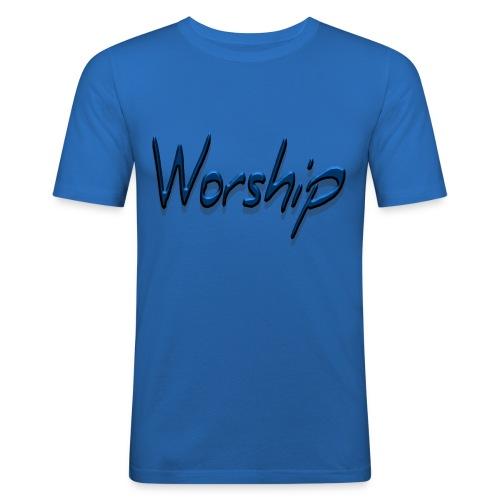 Worship - T-shirt près du corps Homme