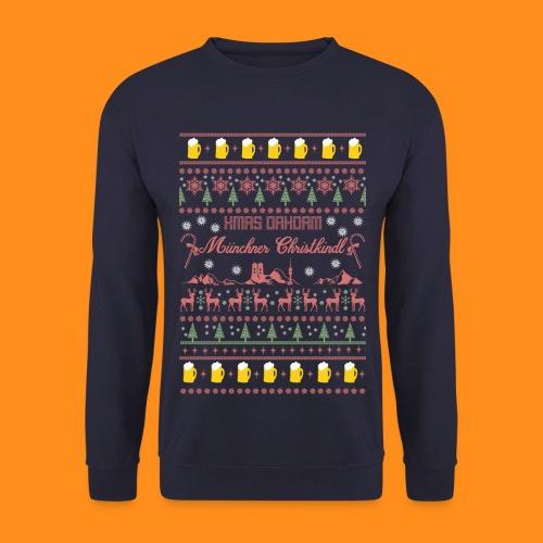 Ugly Christmas Sweater - Münchner Christkindl - Männer Pullover