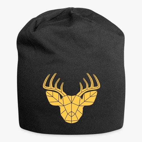 Christmas deer Winter hat - Jersey Beanie