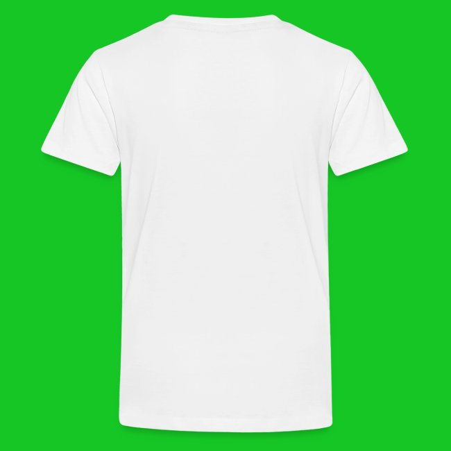 Teken je eigen poes teenager t-shirt