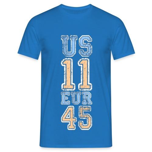 US11 EUR45 - T-shirt Homme