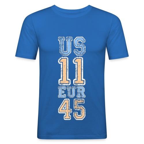 US11 EUR45 - T-shirt près du corps Homme