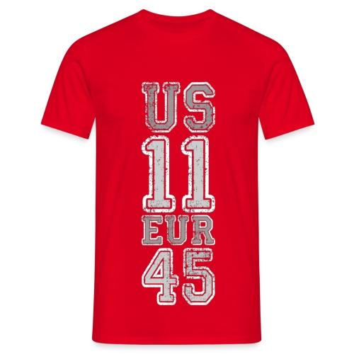 US11 EUR45 (2) - T-shirt Homme