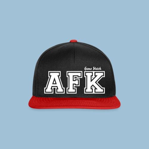 AFK-Cappie - Snapback Cap