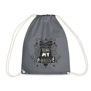 "Bag ""Ring my bells"" - Turnbeutel"