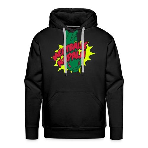 MBN Hoodie Jungs - Männer Premium Hoodie