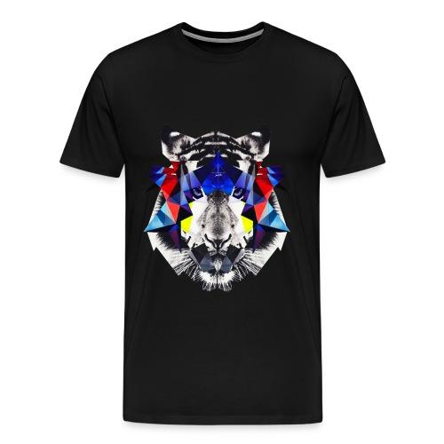 t-shirt Tiger - T-shirt Premium Homme